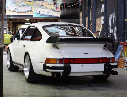 The First Ever Porsche 911S Ever Produced